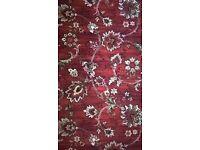 Pattened carpet