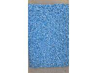 9KG BLUE AQUARIUM GRAVEL