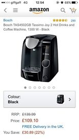 Bosch Tassimo Joy 2 Coffee Machine