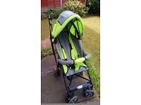Pushchair- perfect condition