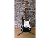 Jack Daniels limited edition squier strat by fender