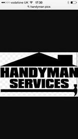 Handyman/maintenance work wanted