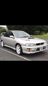 Subaru impreza wrx sti v5 gc8