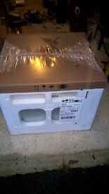 AEG KMK721000M Microwave Oven 46L Stainless Steel Integrated NEW IN BOX RRP £845