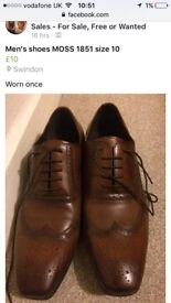 Size 10 men's shoes from MBros