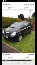 Vauxhall full years test