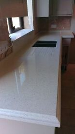 granite and quartz worktops supplied and fitted