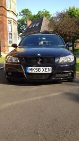 BMW 320d Edition M sport Touring '58 Plate'