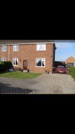 3 bedroom semi detached house - Heckington Fen