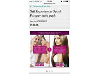 Debenhams Gift Experience - Spa Day & Photoshoot RRP £139