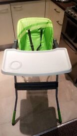 Chicco High Chair - 6 months +