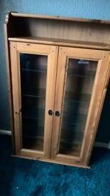 teak cabinet