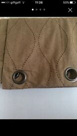 Ring Top curtains 66x90