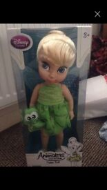 Disney Animators Collection Tinker Bell Doll