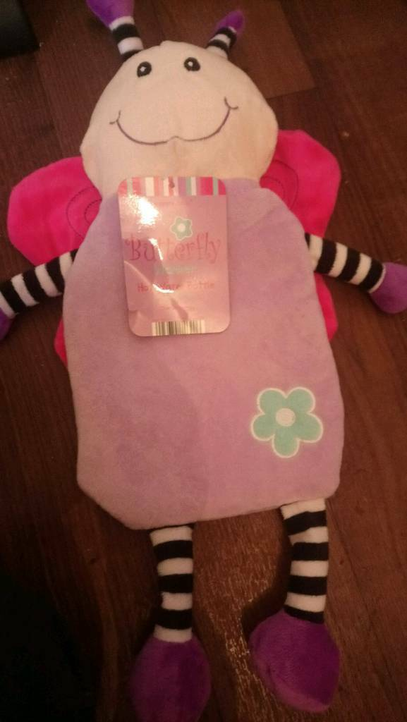 NEW KIDS HOT WATER BOTTLE COVER