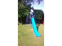 Climbing Frame with slide