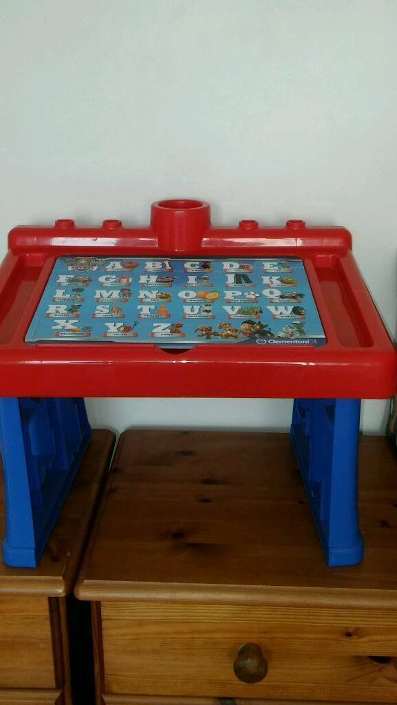 Paw Patrol Electronic Activity Table (Reduced)