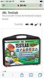 Aquarium JBLTestlab