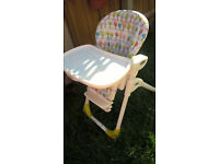Joie Baby High Chair in very good condition