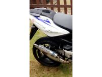 Yamaha aerox doppler exhaust
