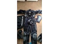 Ladies ScubaPro Everdry 4 dry suit for sale.Bought last year and only worn to dive 3 times