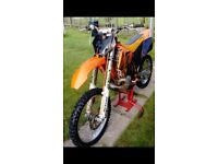 ktm exc 200 2007 factory racing edition