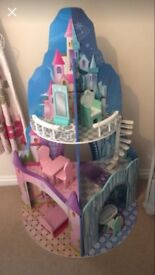 Dolls house Ice Dream Castle