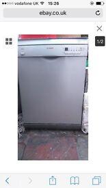 BOSCH Exxcel Dishwasher - Grey
