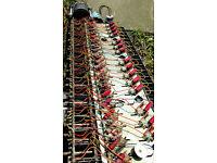 HAMMOND ORGAN TONEWHEEL GENERATOR COMPLETE - RARE VINTAGE - Ex Genuine Hammond T series.