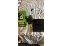 Xbox One boxed , includes controller , all cables and docking station for charging