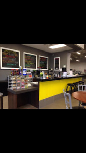 Smoothie Bar - Sale of Assets and Lease