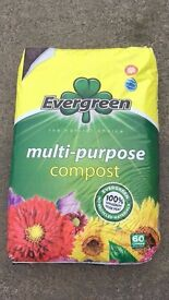 Multi purpose compost and bark