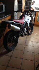 Yamaha XT 125 X 2010