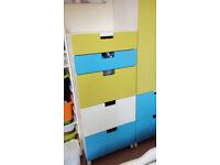 Ikea Stuva Chest of 5 drawers