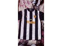 Notts county shirt