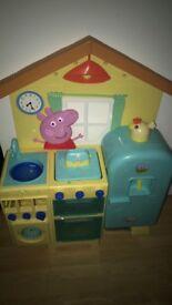 Props pig kitchen