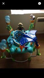 Disney Finding Nemo Jumperoo