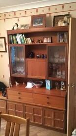 Nathan unit and sideboard