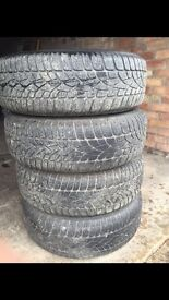 Audi a3 winter tyres