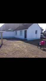 ONE BEDROOM HOUSE IN COLERIANE TO RENT