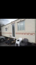 Two bedroom mobile home to rent £500 pcm