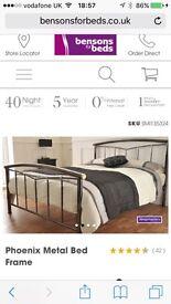 Phoenix Double Bed