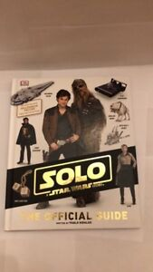 A Star Wars Story SOLO Hardcover Book