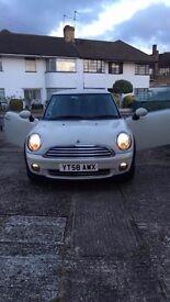 White Mini Cooper 1.6 3dr HPI Clear £3150 ONO