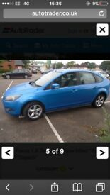 Ford Focus auto Reduced