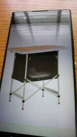 Outwell Regina kitchen table new