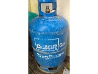 Hardly Used 15KG Calor Gas Bottle, SAVE £30 + on Bottle depost