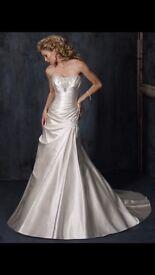 Janelle by Maggie sorttero wedding dress