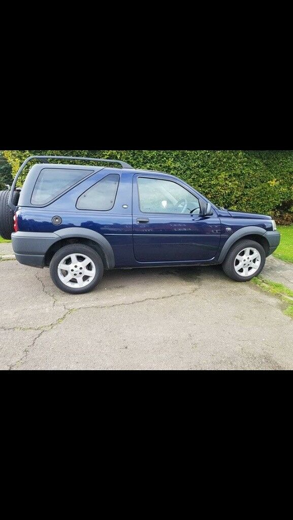 Land Rover Freelander 1.8 Serengeti 2003