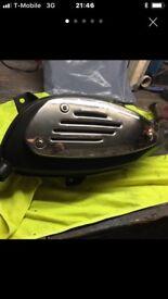 Vespa gts125/200 exhaust VGC